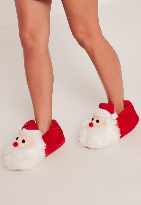 santa-slippers